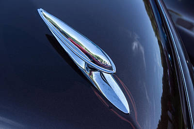 Photograph - Buick Hood Ornament by Nance Larson