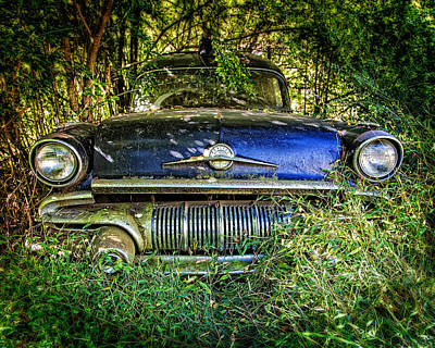 Photograph - Pontiac In Waiting by Alan Raasch