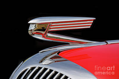 Photograph - Buick Ornament by Dennis Hedberg