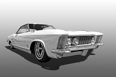 Photograph - Buick Riviera by Gill Billington