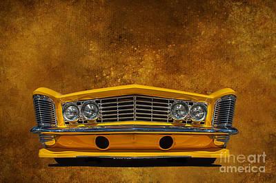 Buick Riviera Art Print by Jim  Hatch