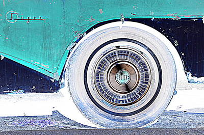Photograph - Buick Super Coupe by Cathy Shiflett