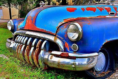 Photograph - Buick Super by Lisa Wooten