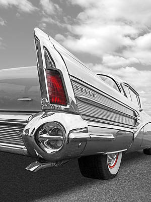 Fifties Buick Photograph - Buick Super Riviera 1958 by Gill Billington