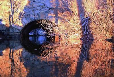 Photograph - Build More Bridges by Sean Sarsfield