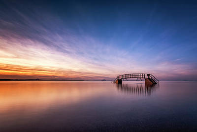 Photograph - Build The Bridge With Love by Scott Masterton