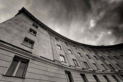 Photograph - Building #9180 by Andrey  Godyaykin
