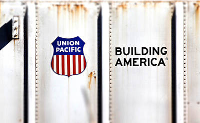 Photograph - Building America by Joseph C Hinson Photography