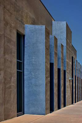 Photograph - Building Blocks - Architectural Abstract by Nikolyn McDonald