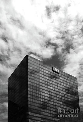 Photograph - Building No. 90 by Fei A