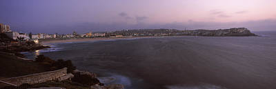 Bondi Beach Photograph - Buildings At The Waterfront, Bondi by Panoramic Images