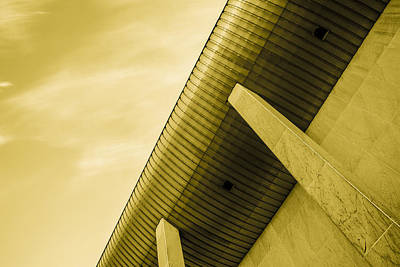 Building Exterior Digital Art - Buildings In Concrete by Tommytechno Sweden