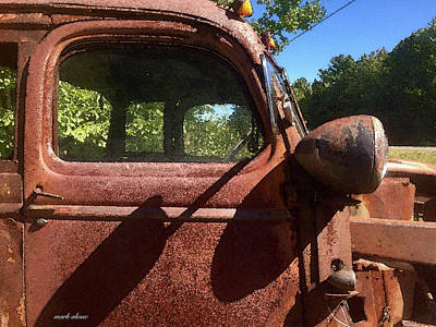 Photograph - Built Chevy Tough by Mark Alesse