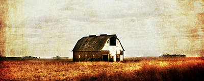 Fall Scenes Photograph - Built To Last by Julie Hamilton