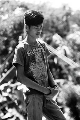 Photograph - Buk Laa by Jez C Self