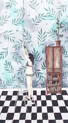 Aquarelle Painting - Bulb. V1.0 by Soosh