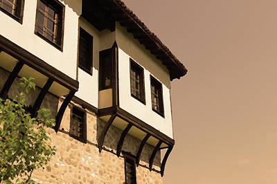 Photograph - Bulgarian House by Milena Ilieva