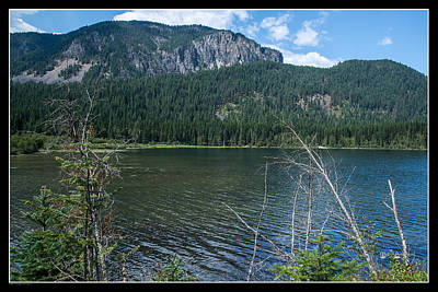 Photograph - Bull Lake Afternoon by Mick Anderson