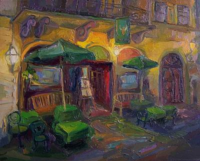 Bull Pub  Original by Roland Kay