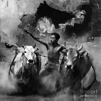 Bull Race 0013 Original by Gull G