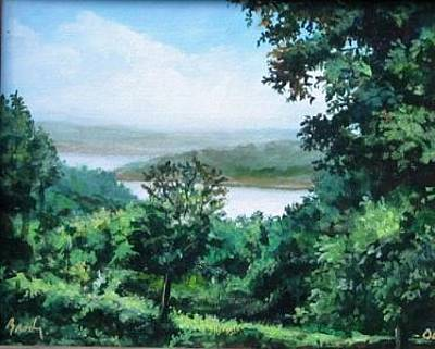 Painting - Bull Shoals by William Brody