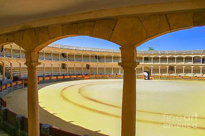 1-war Is Hell Royalty Free Images - Bullfighting arena in Spain Royalty-Free Image by Patricia Hofmeester