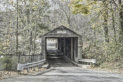 Photograph - Bulls Bridge by Scott Wood