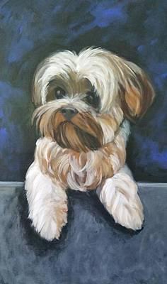 Painting - Bumbum Sherman by Rosie Sherman