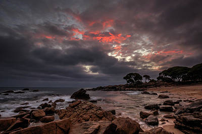 Photograph - Bunbker Bay Dawn by Robert Caddy