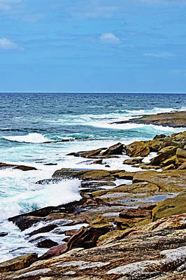 Photograph - Bundeena No. 86-1 by Sandy Taylor