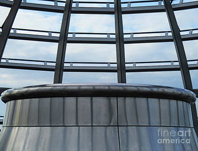 Photograph - Bundestag 20 by Randall Weidner