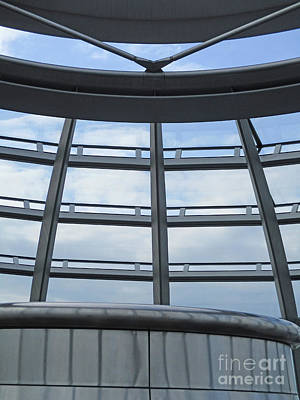 Photograph - Bundestag 21 by Randall Weidner