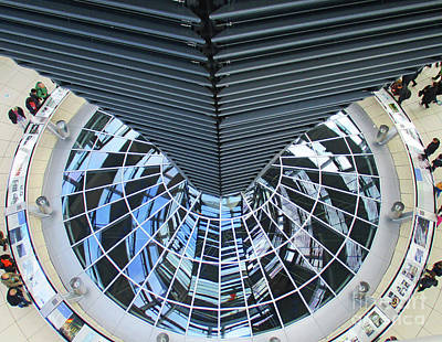 Photograph - Bundestag 24 by Randall Weidner