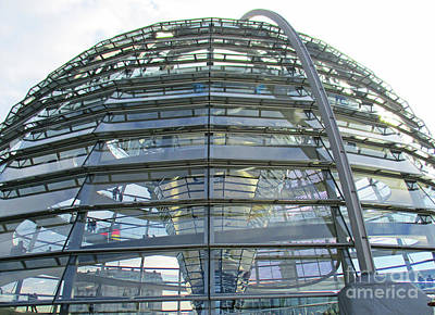 Photograph - Bundestag 32 by Randall Weidner
