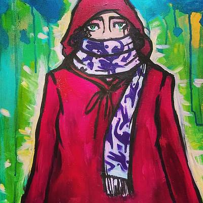 Bundled Up Original by Molly Pearce