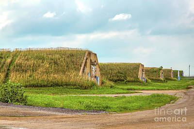 Photograph - Bunkers by Jon Burch Photography