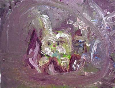 Painting - Bunny by Katerina Naumenko