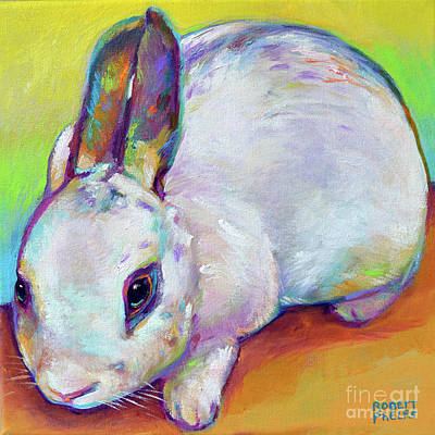 Painting - Bunny by Robert Phelps