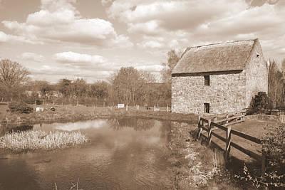 Beautiful Ireland Photograph - Bunratty Mill by John Quinn