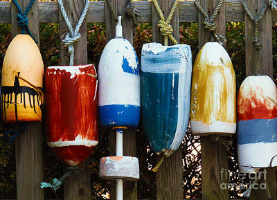Photograph - Buoy by Lita Kelley