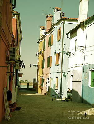 Photograph - Burano II by Louise Fahy