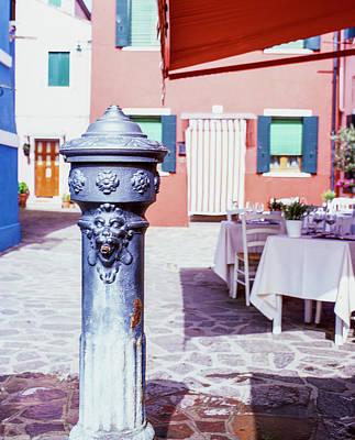 Photograph - Burano Italy On Film  by John McGraw