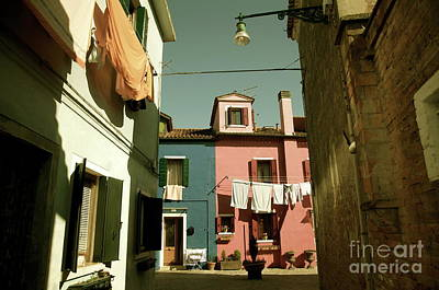 Photograph - Burano by Louise Fahy