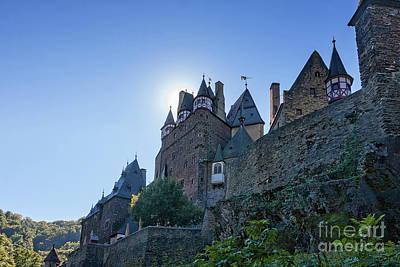 Photograph - Burg Eltz by Joerg Lingnau