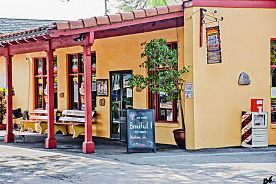 Photograph - Burger Buckets Downtown Saint Augustine Florida by Gina O'Brien