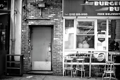 Photograph - Burger Joint by John Rizzuto