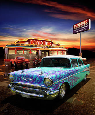 Photograph - Burger Time by Keith Hawley