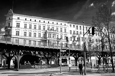 Photograph - Burgermeister Berlin by John Rizzuto