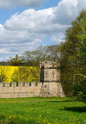 Photograph - Burghley House Fortifications by Shanna Hyatt