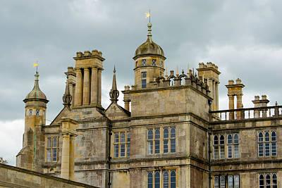 Photograph - Burghley House Roofline by Shanna Hyatt